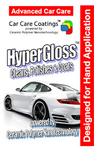 HyperGloss™ - Cleans, polishes & coats for the Ultimate Long-lasting Shine!