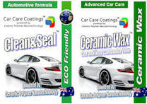 Ceramic Wax™ for New Cars (including Clean&Seal™)